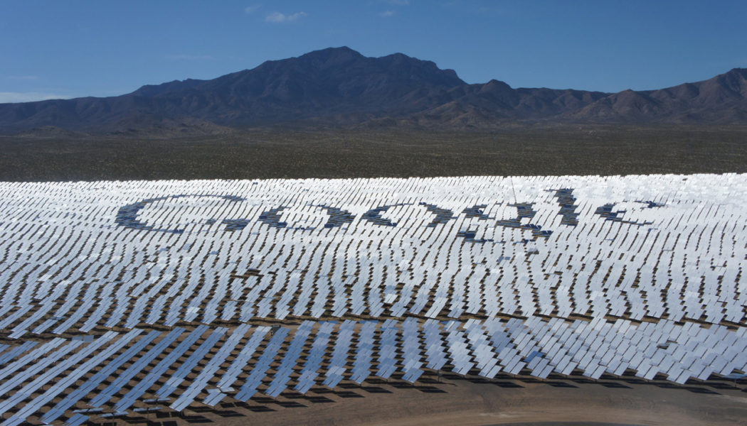 Google invests $94M in solar power projects