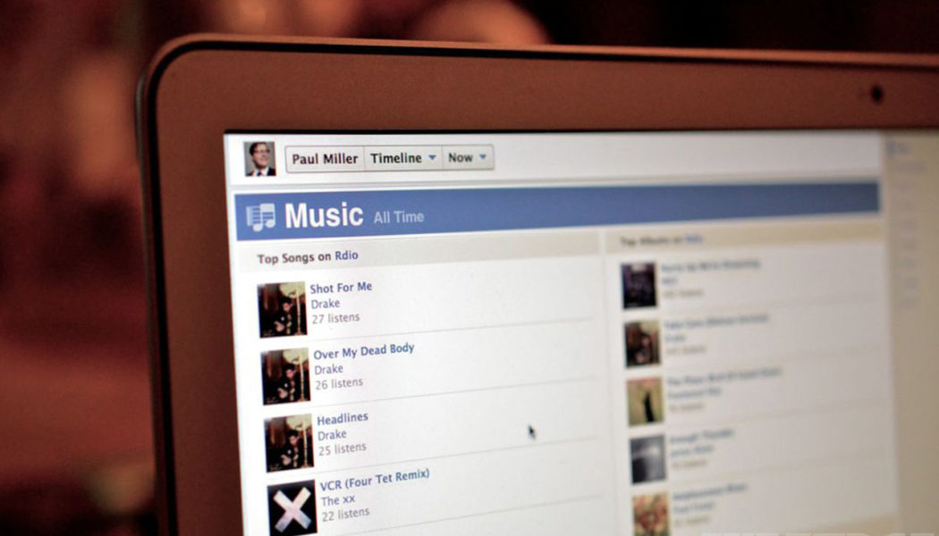"""Facebook launches new """"Listen With Friends"""" feature"""