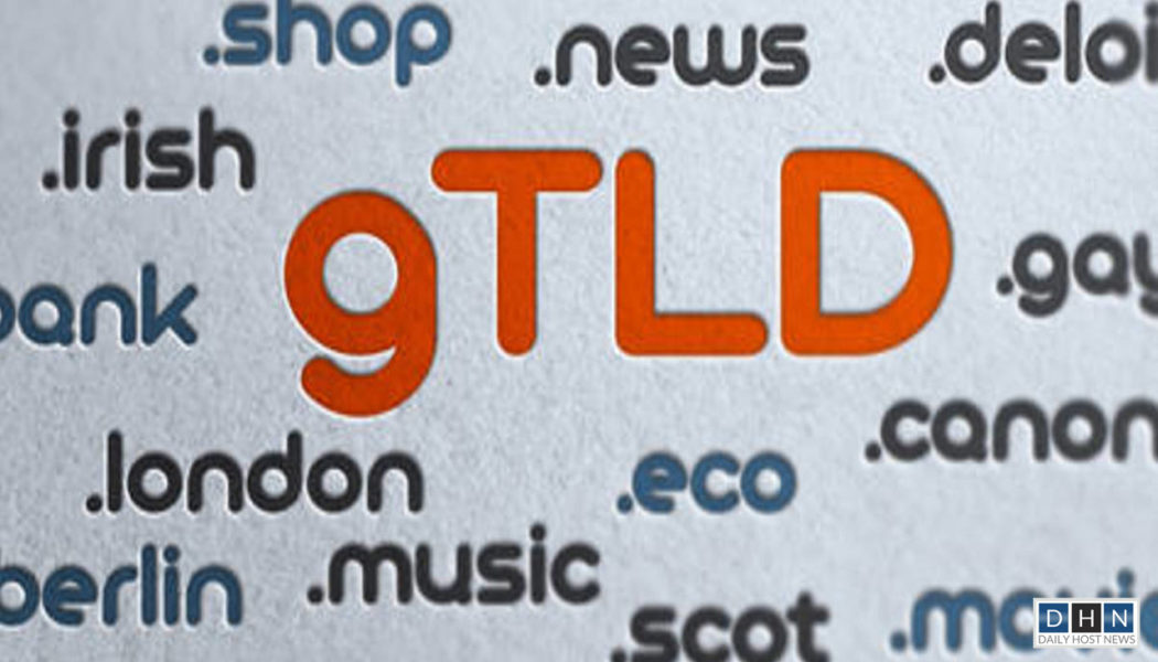New gTLD, new possibilities.