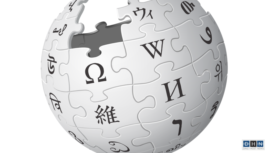 Cable Cut Leads Wikipedia To Go Down