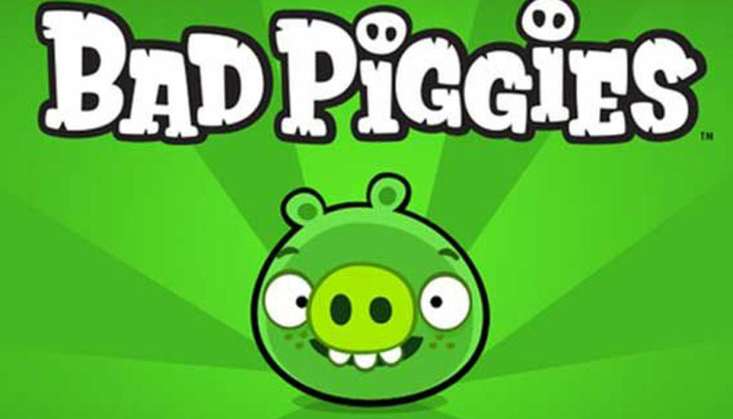 Angry Birds Out & Bad Piggies In