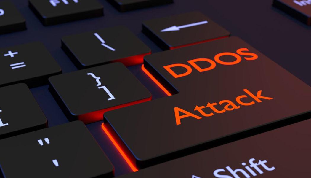 GoDaddy DNS Hit By DDOS Attack
