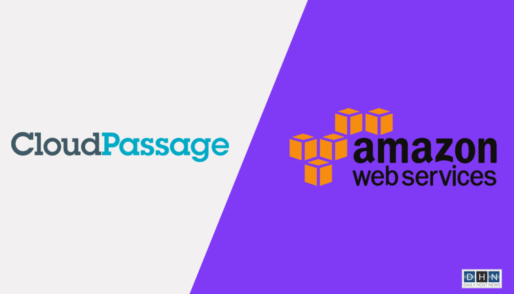 CloudPassage and AWS Joint Webinar: Operating PCI Compliant Servers on Amazon EC2