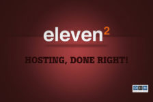 DailyHostNews awards Eleven2 Web Hosting the January 2013 Editor's Choice Award