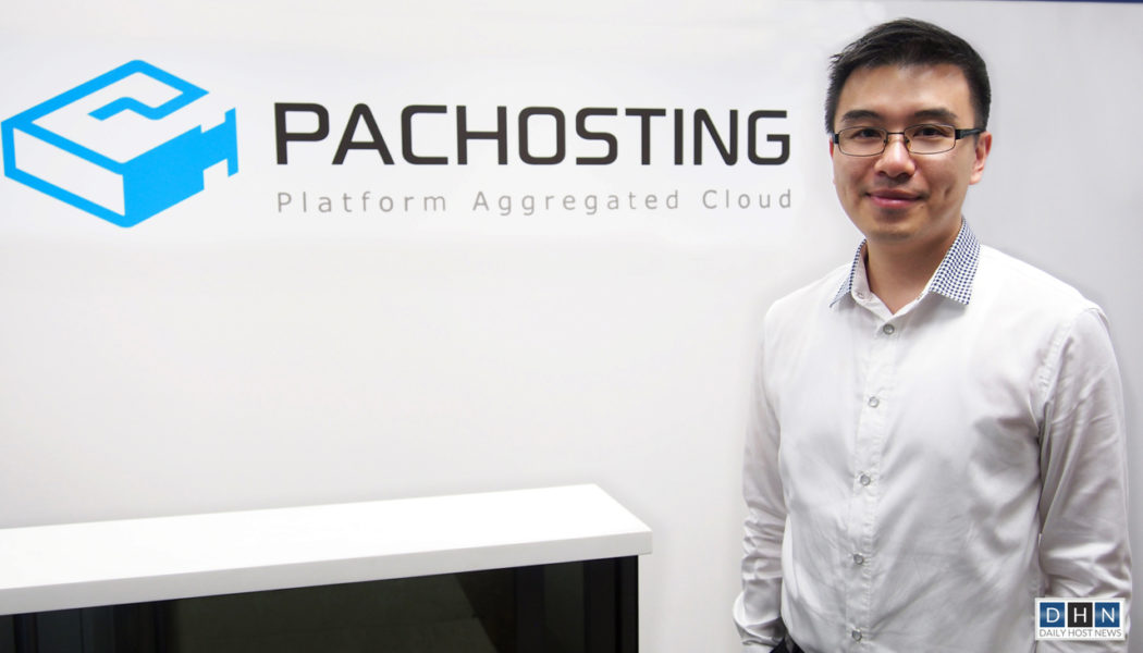 PacHosting Launches Dedicated Virtual Center