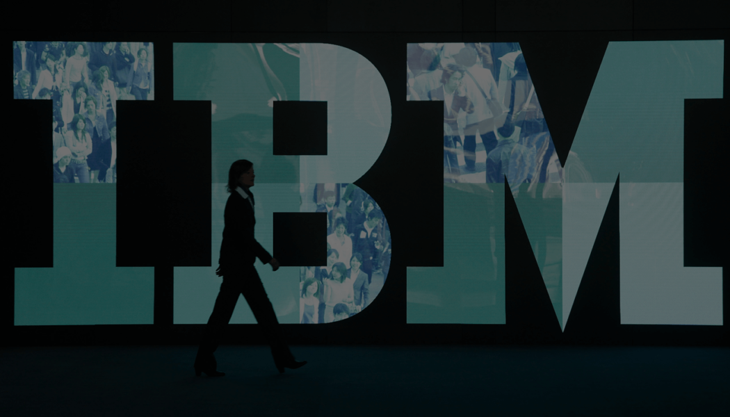IBM revenue dip continues in the fifth year