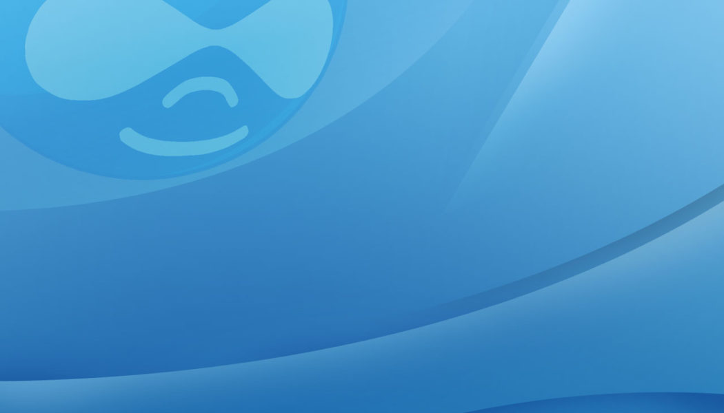 Infographic – Evolution of Drupal From Drop To Top