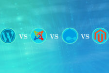 CMS Platform Comparison – WordPress vs Joomla vs Drupal vs Magento