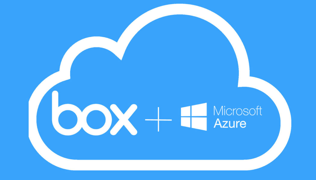 Box and Microsoft partnership paves way for future innovation with Azure intelligent cloud services