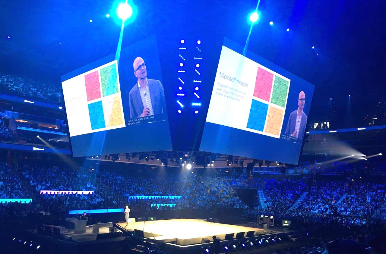 Microsoft Inspire 2017 wraps up, here's what you missed