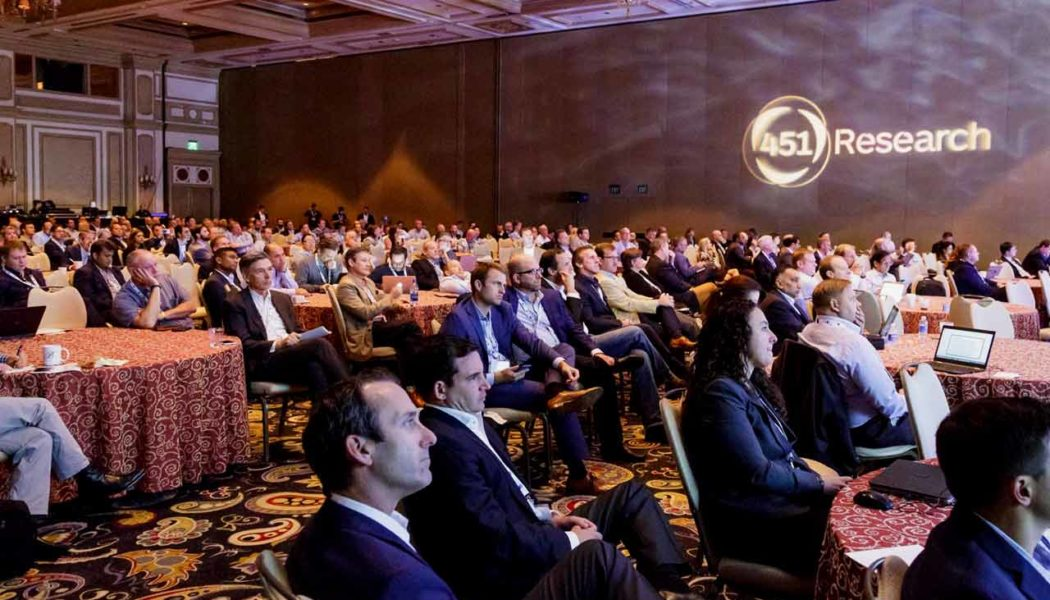 Why 451 Research's 'Hosting and Cloud Transformation Summit 2017' is the most sought after industry event?