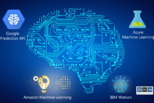 A quick comparison of Machine Learning platforms of Amazon, Microsoft, Google and IBM