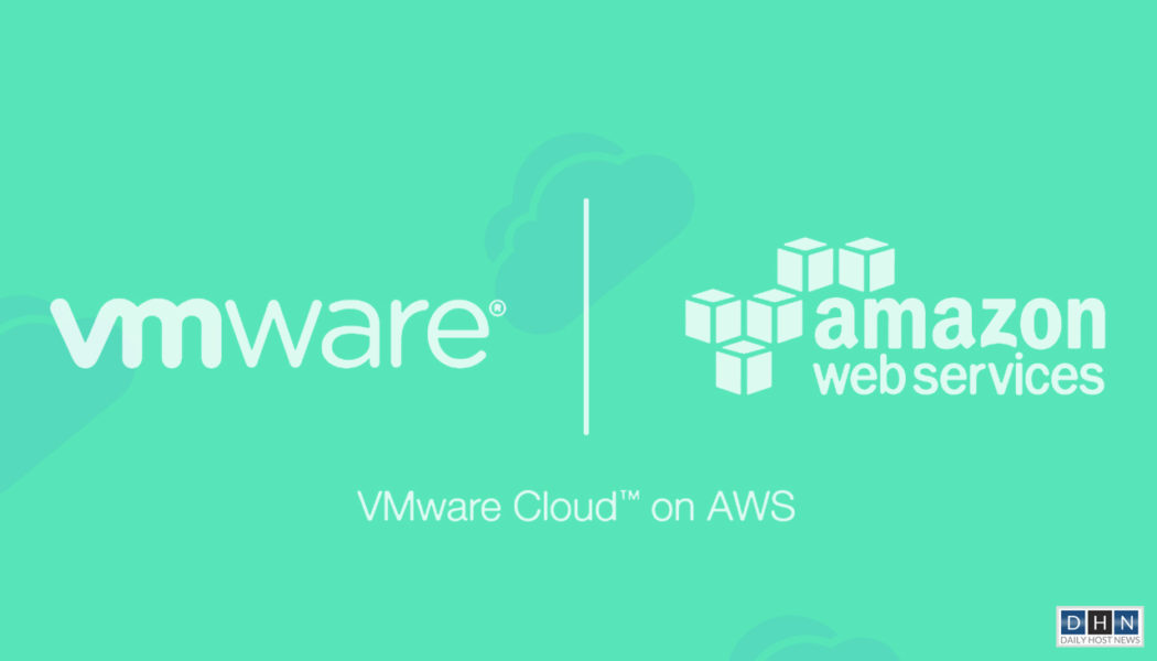 VMware AWS partnership to promote hybrid cloud adoption
