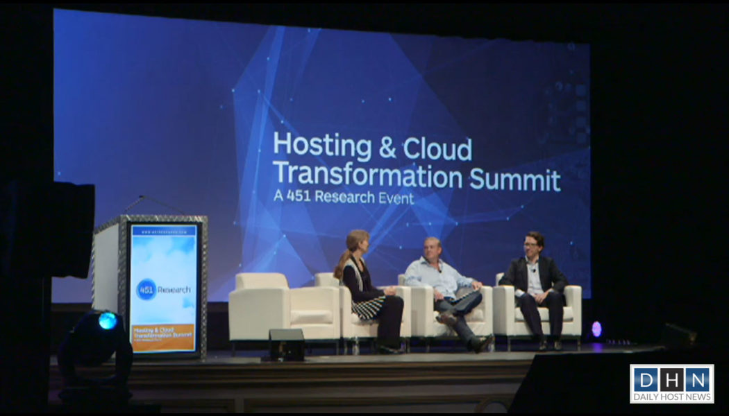 Here's what you had known if you had attended 13th Hosting & Cloud Transformation Summit by 451 Research