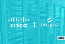 Cisco strengthens its datacenter portfolio with $320 million acquisition of Springpath