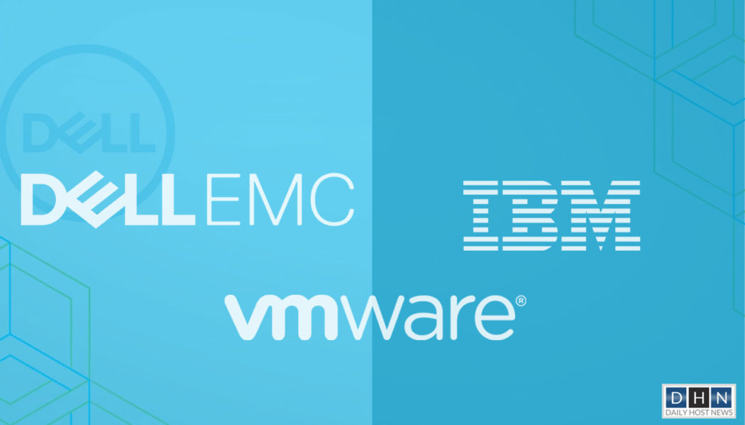 Dell EMC ties up with IBM, VMware for its mid-market customers