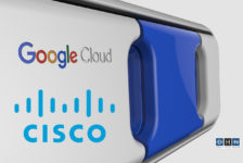 Google and Cisco join forces to work towards a hybrid cloud world
