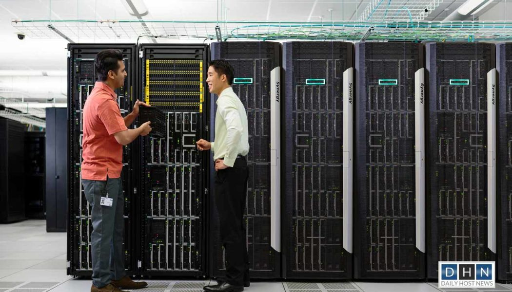 HPE brings a modular and cloud-ready storage platform for enterprises of all sizes