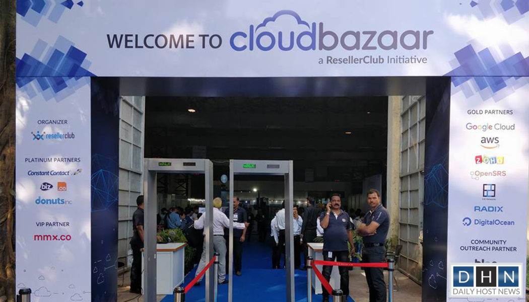 Highlights of CloudBazaar 2017 – everything related to cloud, domains, and digital transformation.