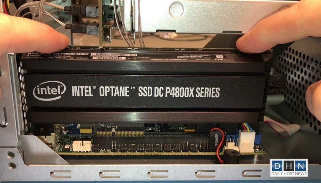 Intel doubles capacity of itsdata centerSSDto addressdemandingstorage and memory challenges