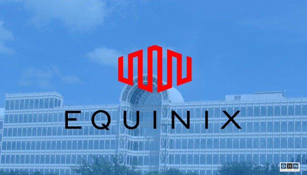 Equinix to acquire Infomart Dallas for $800 million