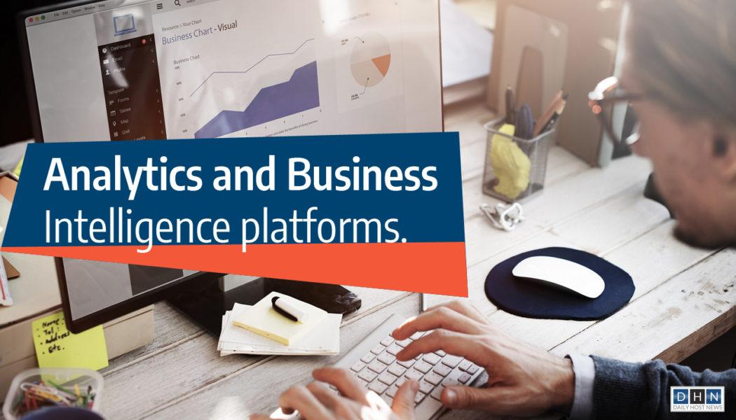 Analytics and Business Intelligence platforms