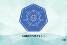 Kubernetes new release 1.10 stabilizes storage, security and networking