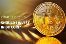 What is bitcoin? Should I invest in bitcoin?