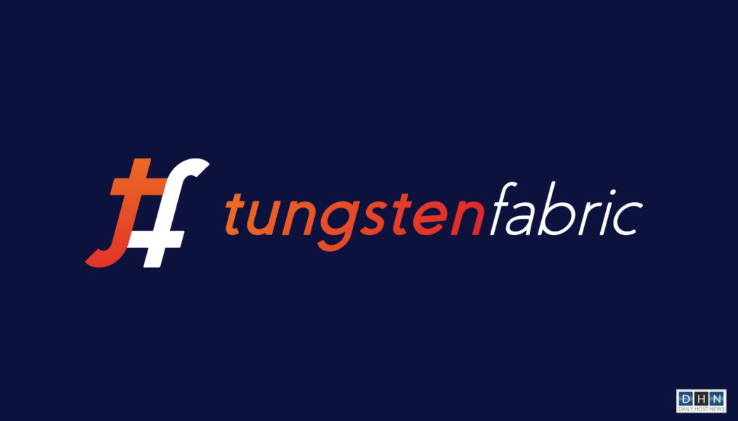 Juniper's OpenContrail now Tungsten Fabric, part of The Linux Foundation