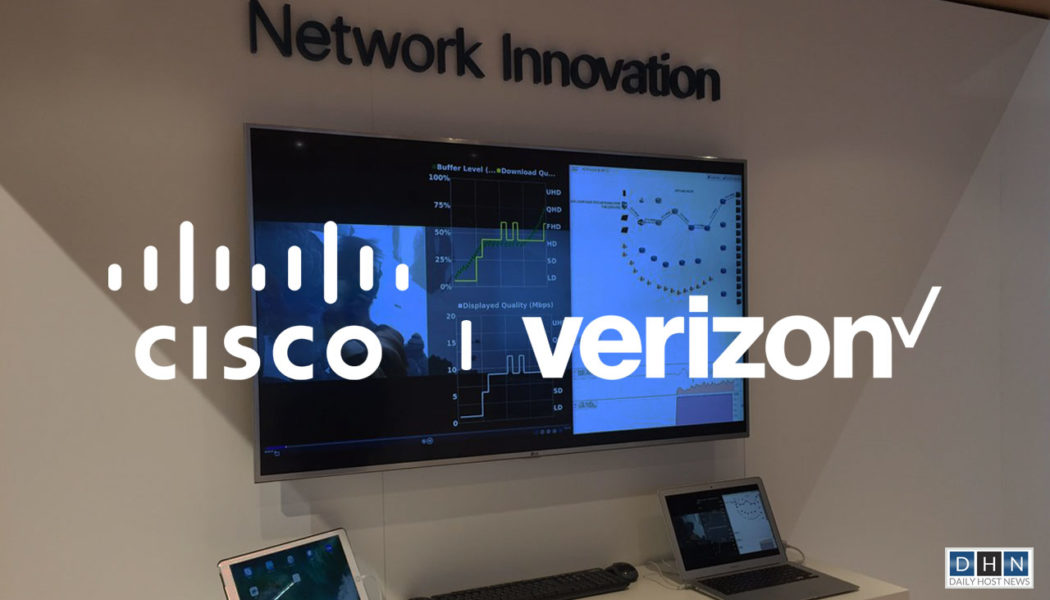 Verizon tests Cisco's Hybrid-ICN Network, to better user mobile experience