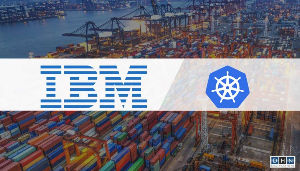 IBM enables developers to build & run Kubernetes containers on bare metal cloud