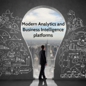 Top 10 Modern Analytics and Business Intelligence platforms 2018: Birst vs Domo vs Salesforce vs Sisense vs MicroStrategy (Part -2)