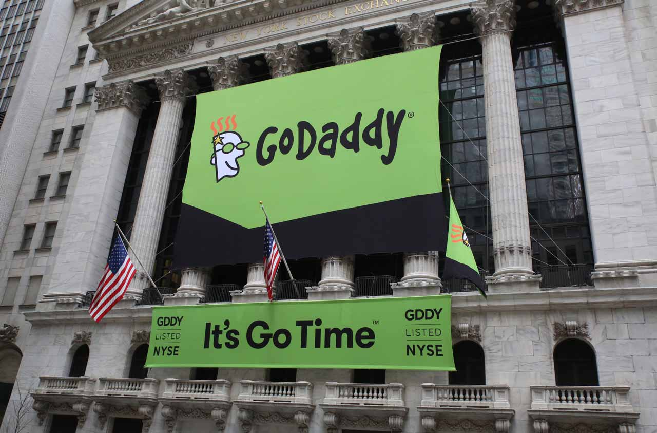Image result for GoDaddy to migrate most of its IT infrastructure to Amazon Web Services