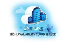 ZNetLive High Availability Cloud Servers