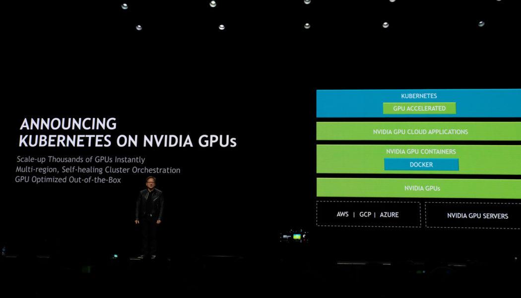 Kubernetes on NVIDIA GPUs