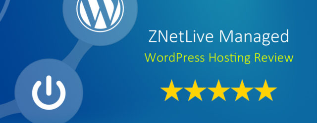 ZNetLive WordPress Hosting