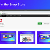 Opera browser now available as a Snap for Linux systems