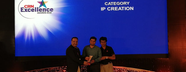 CRN Excellence Award