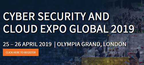 The Cyber Security & Cloud Expo Global 2019