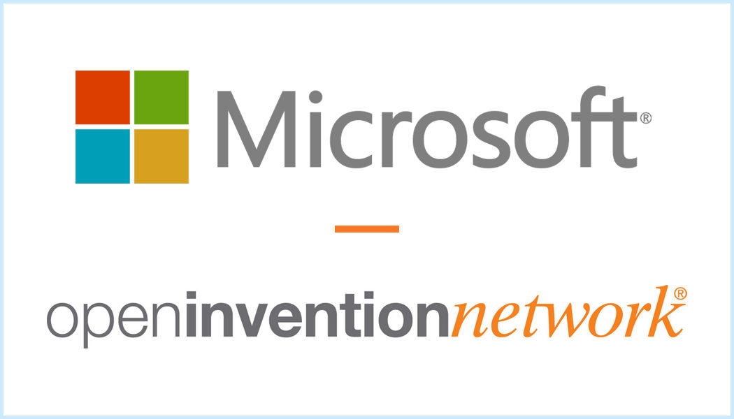 Microsoft and Open Invention Network