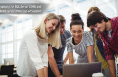 SQL Server 2008 and Windows Server 2008 near End of Support. Here are new extended support options you should explore.