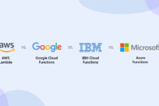 Serverless computing comparison guide: AWS, Google, IBM and Microsoft