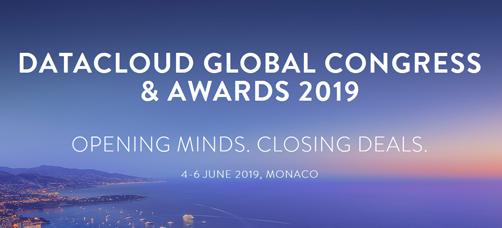 Datacloud Global Congress & Awards 2019