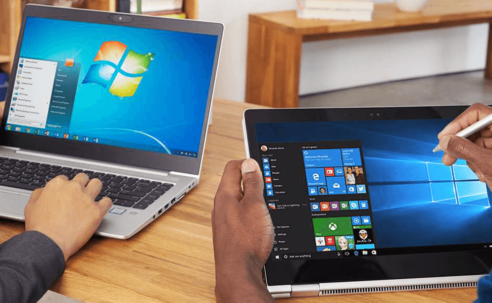 Microsoft to end support for Windows 7 next year