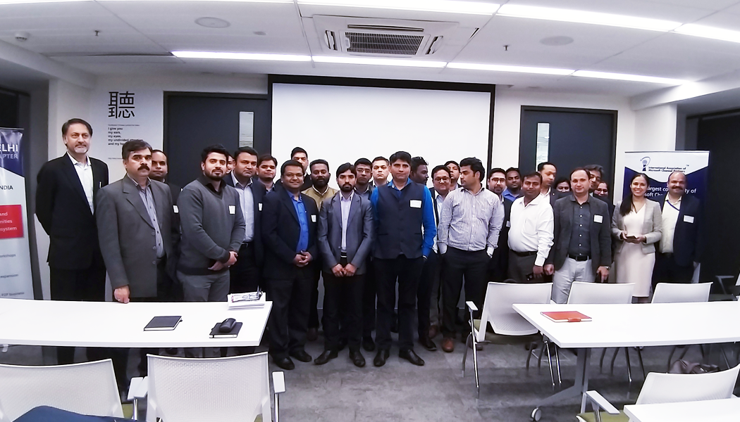 IAMCP Delhi conducts session on leveraging P2P opportunities in Microsoft ecosystem