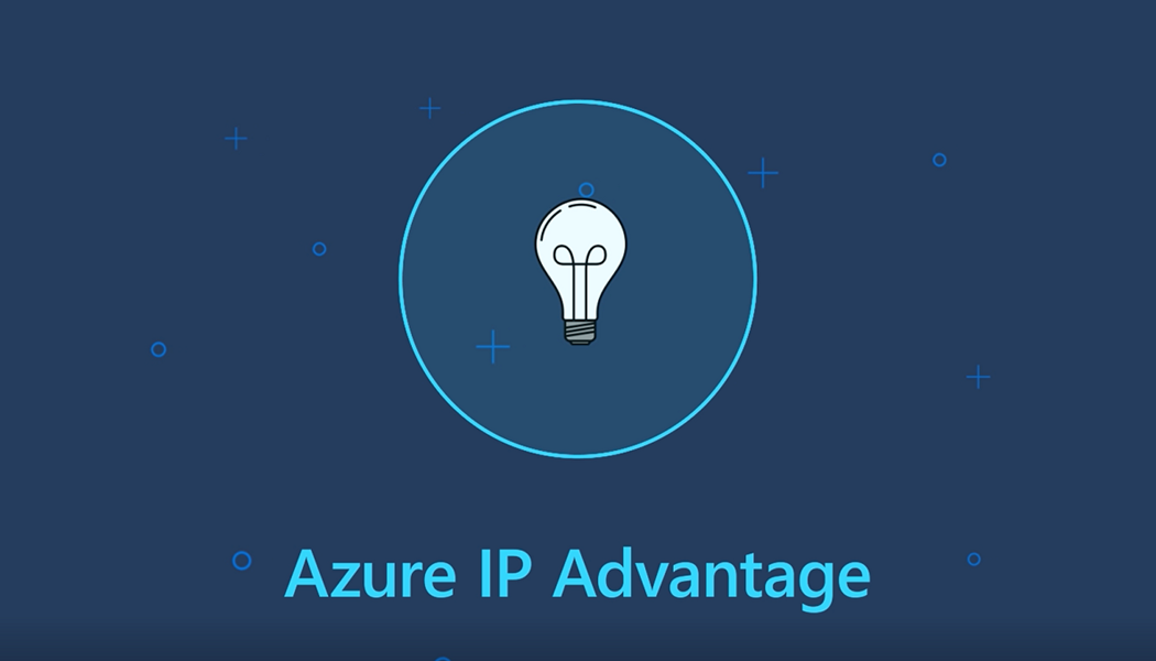 Azure IP Advantage