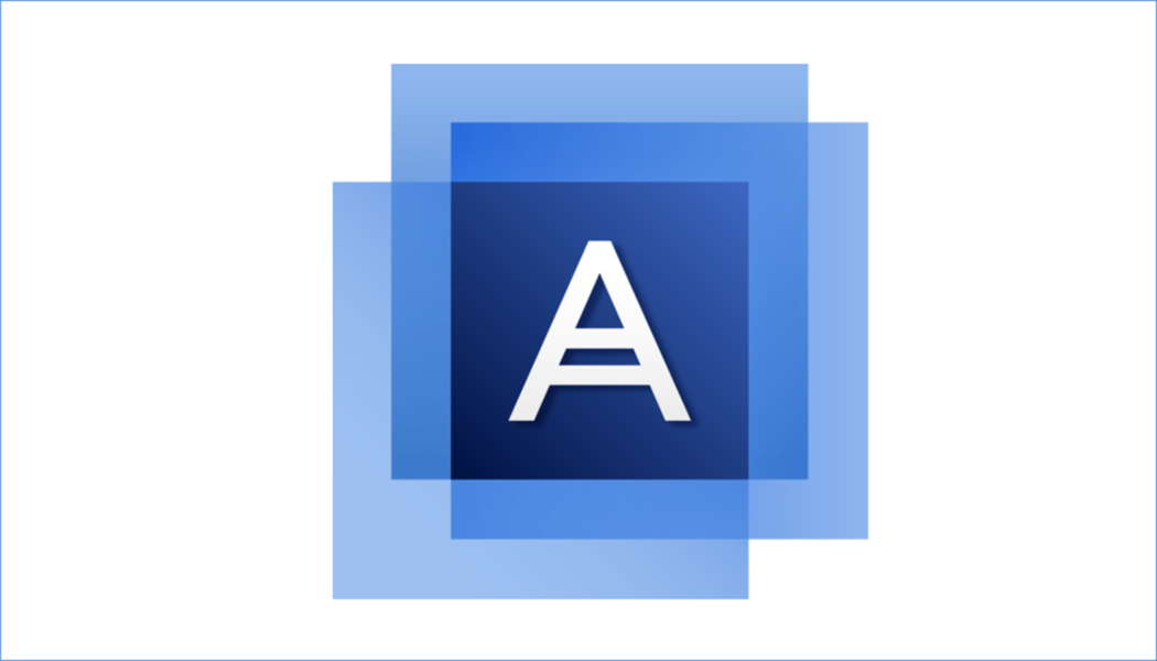 Acronis rolls out major update to its enterprise backup solution