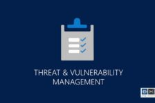 Threat & Vulnerability Management