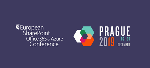 European SharePoint Office 365 and Azure Conference