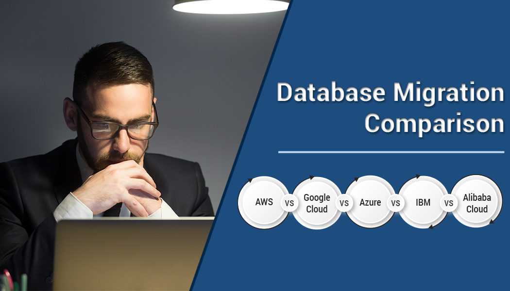 Database Migration Comparison: AWS, Google Cloud, Azure, IBM, Alibaba Cloud